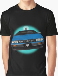 Back to the TARDIS Graphic T-Shirt