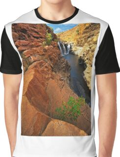 Lennard River Gorge, WA Graphic T-Shirt