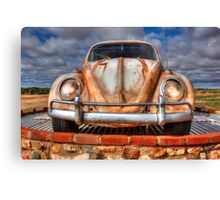 Herbie On Show Canvas Print