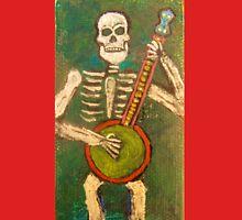Banjo Skeleton Unisex T-Shirt