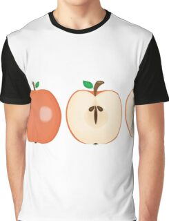 An Apple A Day Graphic T-Shirt