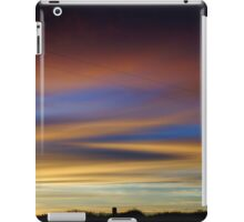 From Over the Dunes at Cape Lookout iPad Case/Skin