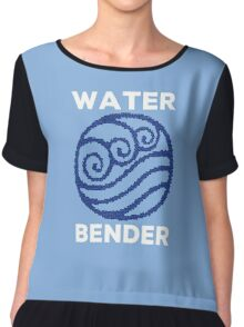 Water Bender and Proud Chiffon Top