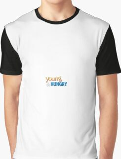 Young and Hungry Graphic T-Shirt
