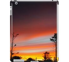 Trees On the Dunes at Cape Lookout iPad Case/Skin