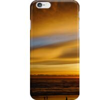 Cape Lookout at Sunset iPhone Case/Skin