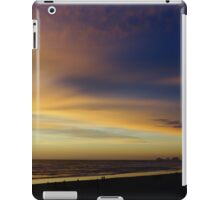 Cape Lookout at Sunset #2 iPad Case/Skin