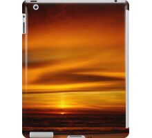 Cape Lookout at Sunset #3 iPad Case/Skin