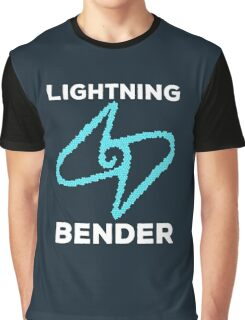 Lightning Bender and Proud Graphic T-Shirt