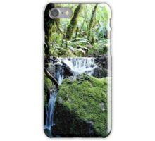 Bush Waterfall NZ iPhone Case/Skin