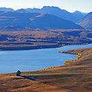 Lake Tekapo by Harry Oldmeadow