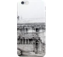 Anglesey House, Forbes iPhone Case/Skin