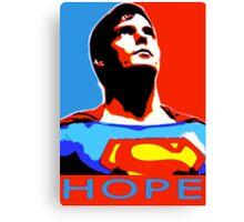 Super Hope Canvas Print