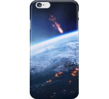 Leaving Earth iPhone Case/Skin
