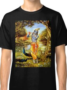 Yoga Pants Bali Krishna Classic T-Shirt