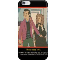 """Venkman - """"They hate this."""" iPhone Case/Skin"""