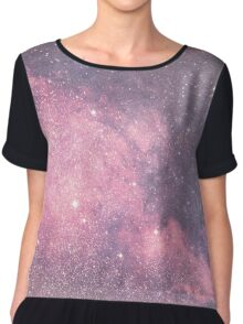 Space in Space Chiffon Top