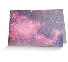 Space in Space Greeting Card
