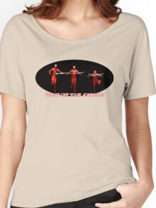 The Big Lebowski - Nihilists Women's Relaxed Fit T-Shirt