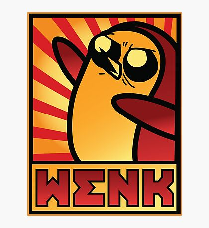 WENK Photographic Print