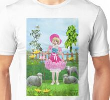 Little Bo Peep (322 views) Unisex T-Shirt