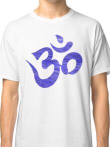 OM Feather Symbol Classic T-Shirt