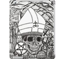Death In The Churchyard iPad Case/Skin