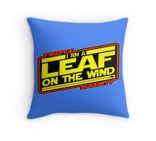 Firefly Strikes Back Throw Pillow