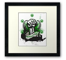 Revolution -Xbox Framed Print