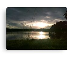 Tomorrow is another day. Canvas Print
