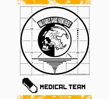 Metal Gear Solid MSF Medical Team Shirt Unisex T-Shirt