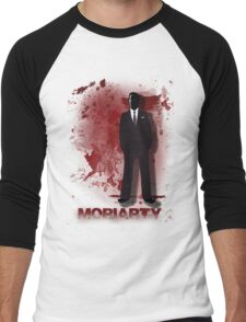 Moriarty Men's Baseball ¾ T-Shirt