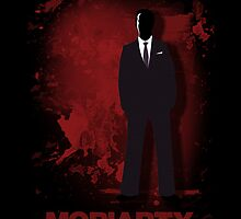 Moriarty by jlechuga