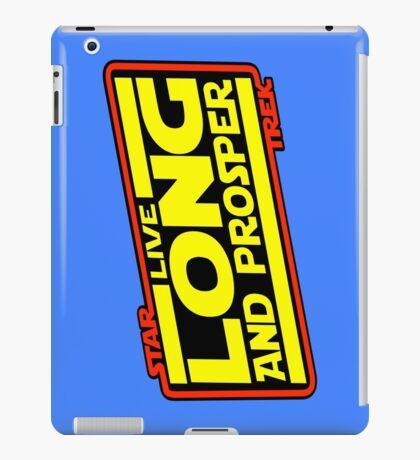 Live Long & Prosper Strikes Back iPad Case/Skin