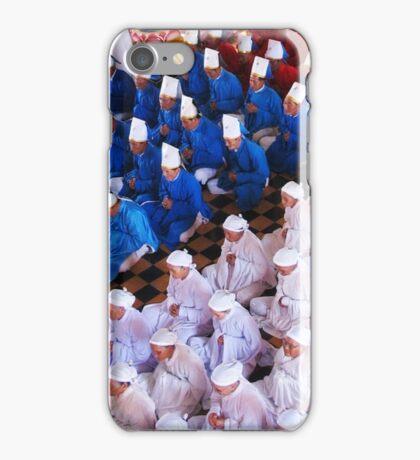 Caodai temple Tay Ninh Vietnam iPhone Case/Skin