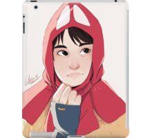 Jk - Ashitaka iPad Case/Skin