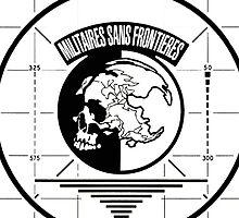 Metal Gear Solid MSF Phone Case by Tgarncarz