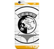 Metal Gear Solid MSF Phone Case iPhone Case/Skin