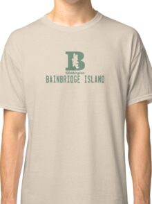 Bainbridge Island. Classic T-Shirt