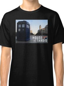 House of TARDIS Classic T-Shirt