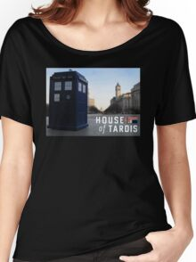 House of TARDIS Women's Relaxed Fit T-Shirt