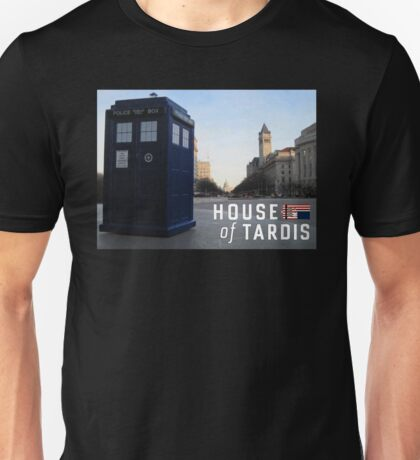 House of TARDIS Unisex T-Shirt