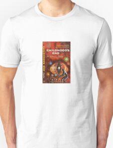 Pulp Fiction Cover of Arthur C. Clarke's Childhood's End Unisex T-Shirt