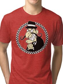 Mr. Rocksteady Beat Tri-blend T-Shirt
