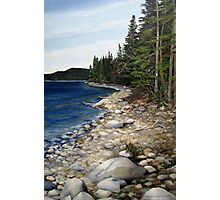 Slate Islands Provincial Park NW Ontario Photographic Print