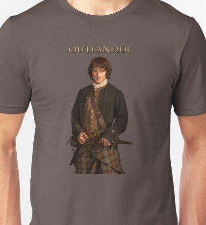 Outlander/Jamie Fraser Unisex T-Shirt