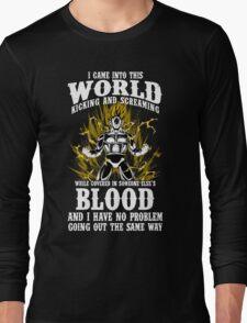 super saiyan goku shirt - RB00131 Long Sleeve T-Shirt