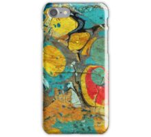 Abstract Painting ; Canyon iPhone Case/Skin