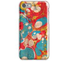 Abstract Painting ; Aurora iPhone Case/Skin