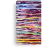 Abstract Painting ; Morning Canvas Print